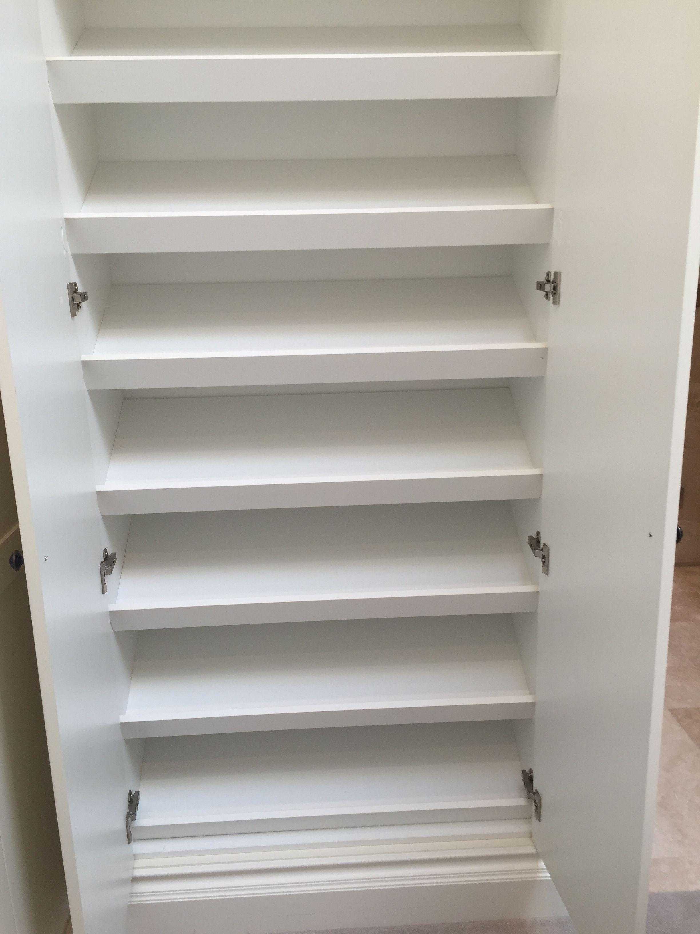 enclosed shoe storage shoe storage