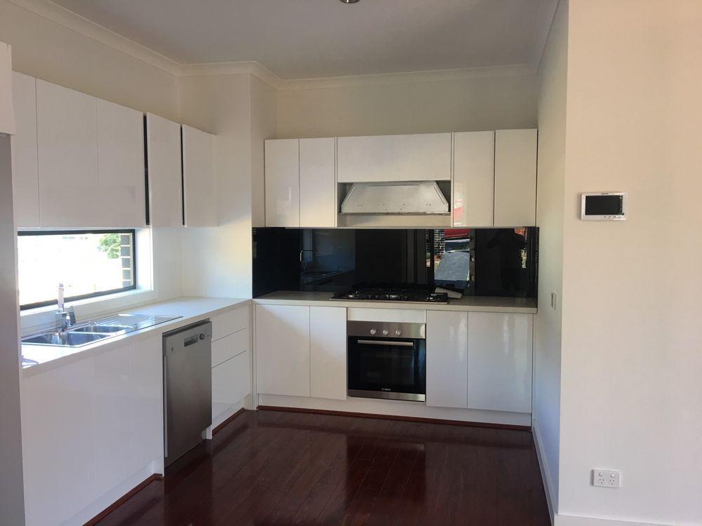 Details about Complete Kitchen Cabinets + Polyurethane ...