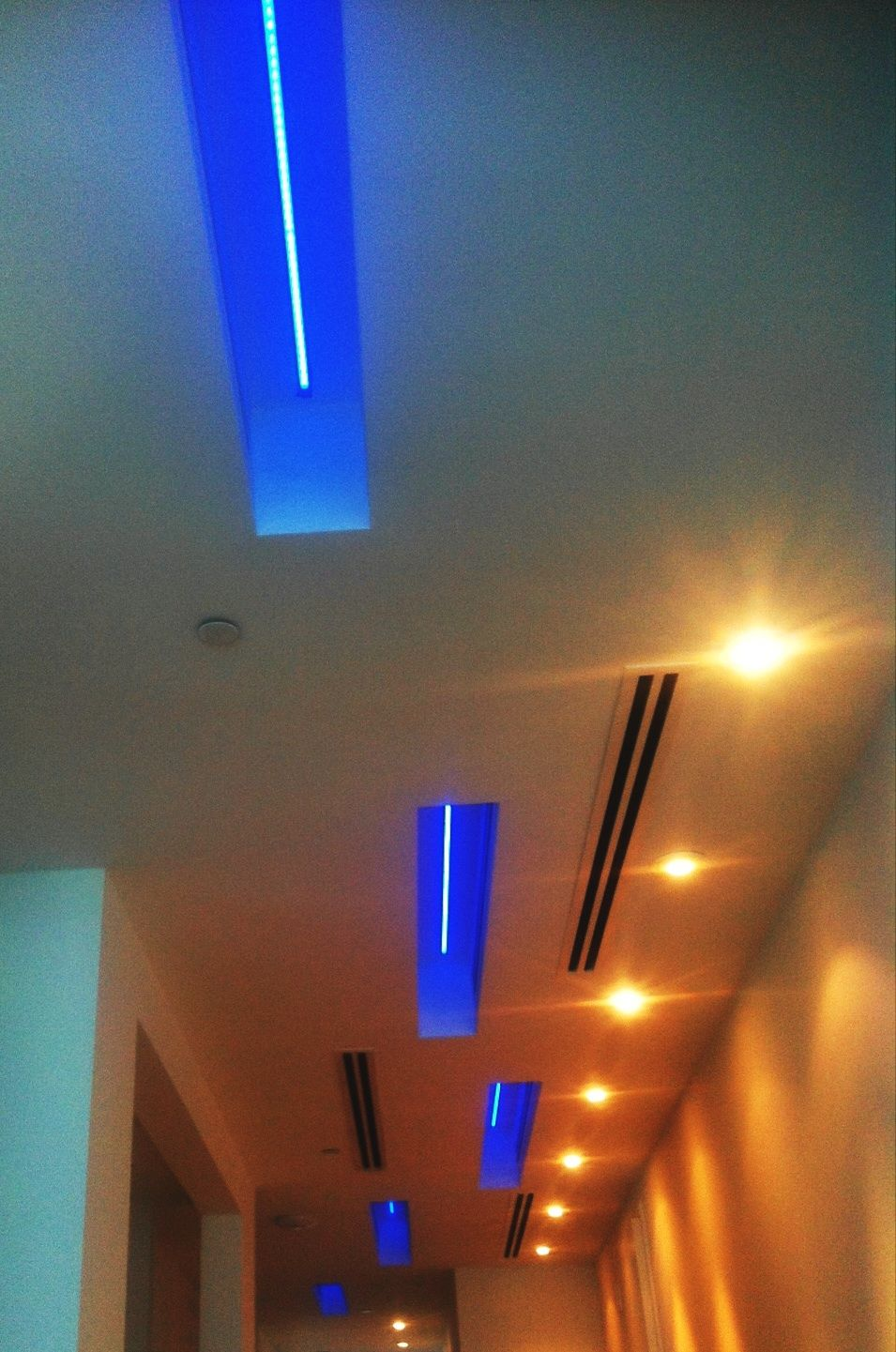 Led S In The Ceiling Linear Lighting Miami