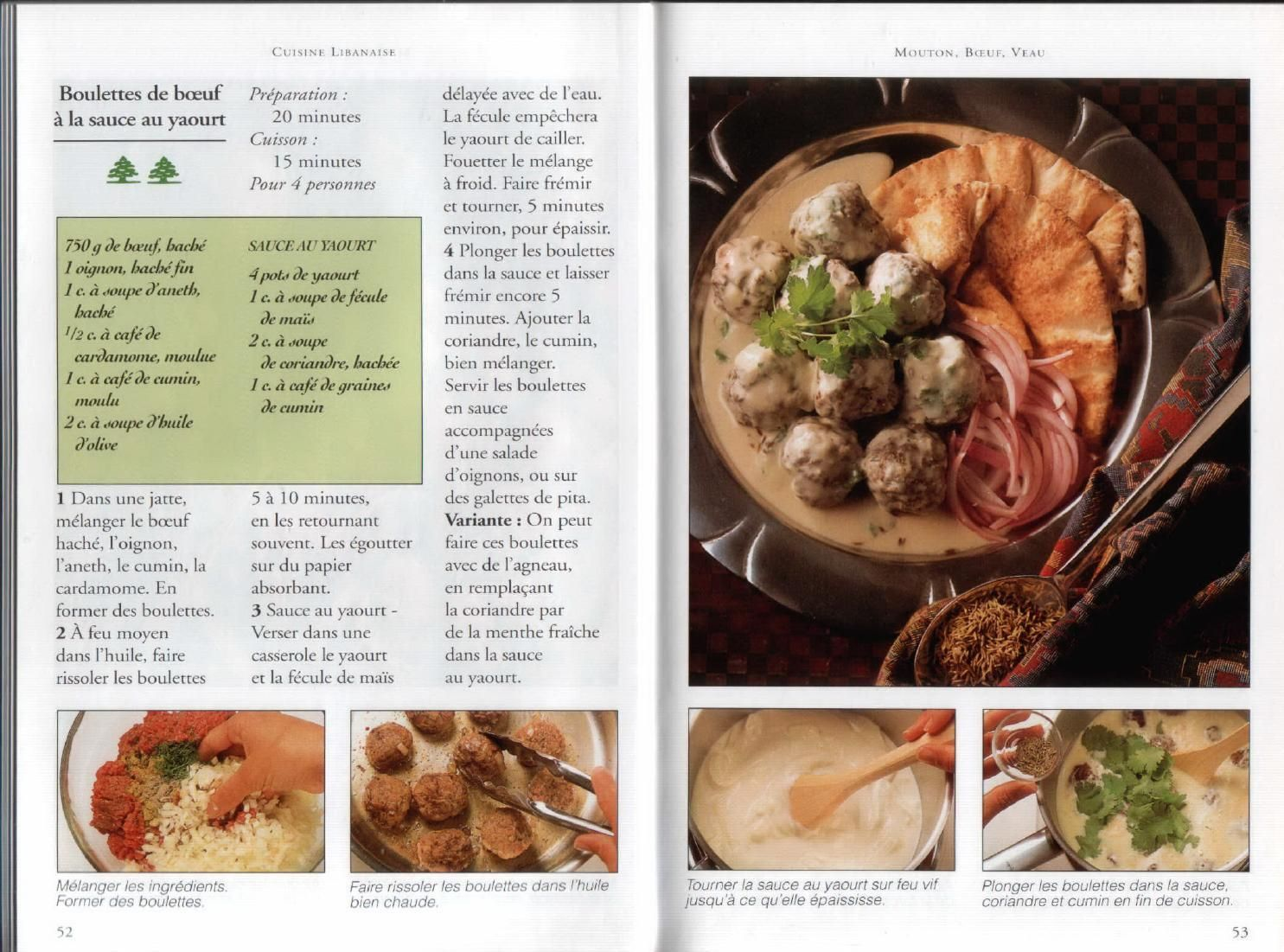 Anne Wilson Cuisine Libanaise With Images Arabic Food Food