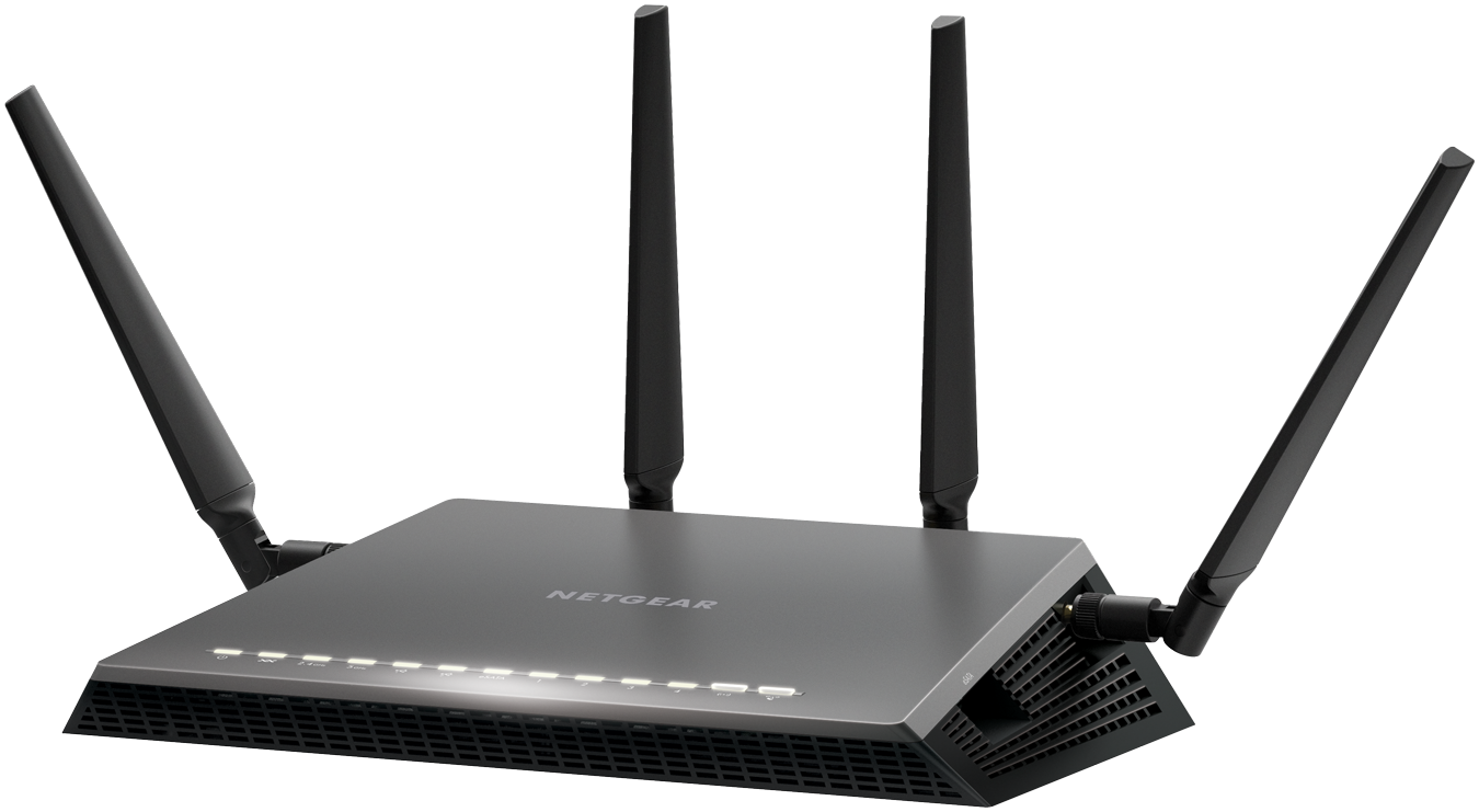 Netgear Launches Nighthawk X4s First Vdsl Adsl Modem Router With Both Mu Mimo And Quad Stream Wifi Netgear Modem Router Wireless Router