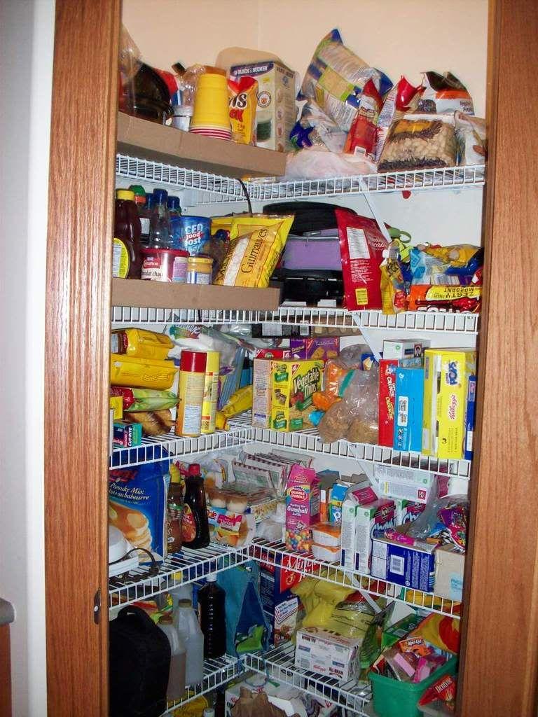 Kitchen Corner Pantry Design Ideas Part - 42: Corner Pantry People -- How Big?