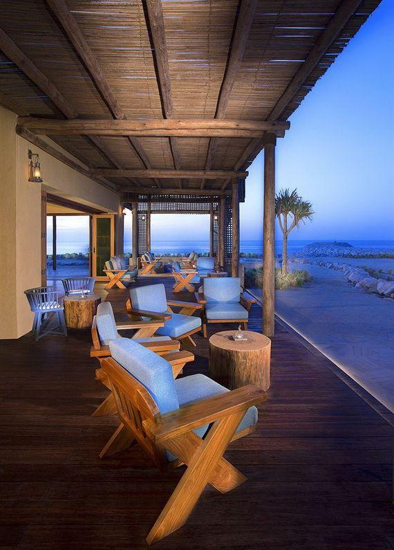 Anantara Sir Bani Yas Island, Al Sahel Villa Resort, Abu Dhabi - http://richieast.com/