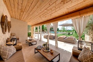 Outdoor Lounge - contemporain - Patio - Other Metro - Woide Angle Photography