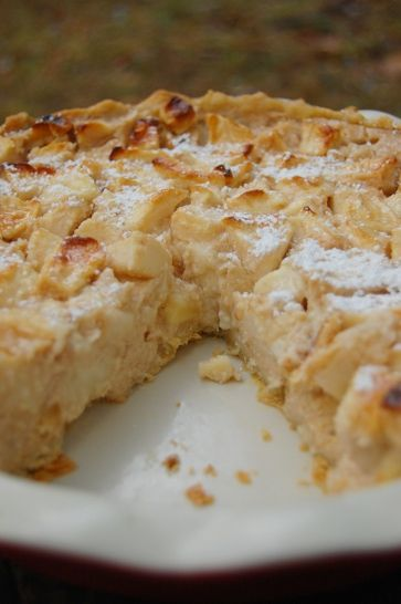 Ikea Apple Pie Cake Or Swedish Sour Cream Apple Pie Neo Homesteading Sour Cream Apple Pie Apple Recipes Apple Cake Recipes