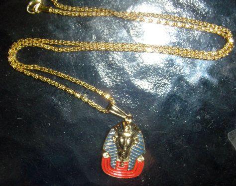 King Tut Egyptian Necklace