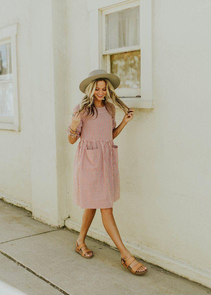 Hollis Pocket Dress – wear it