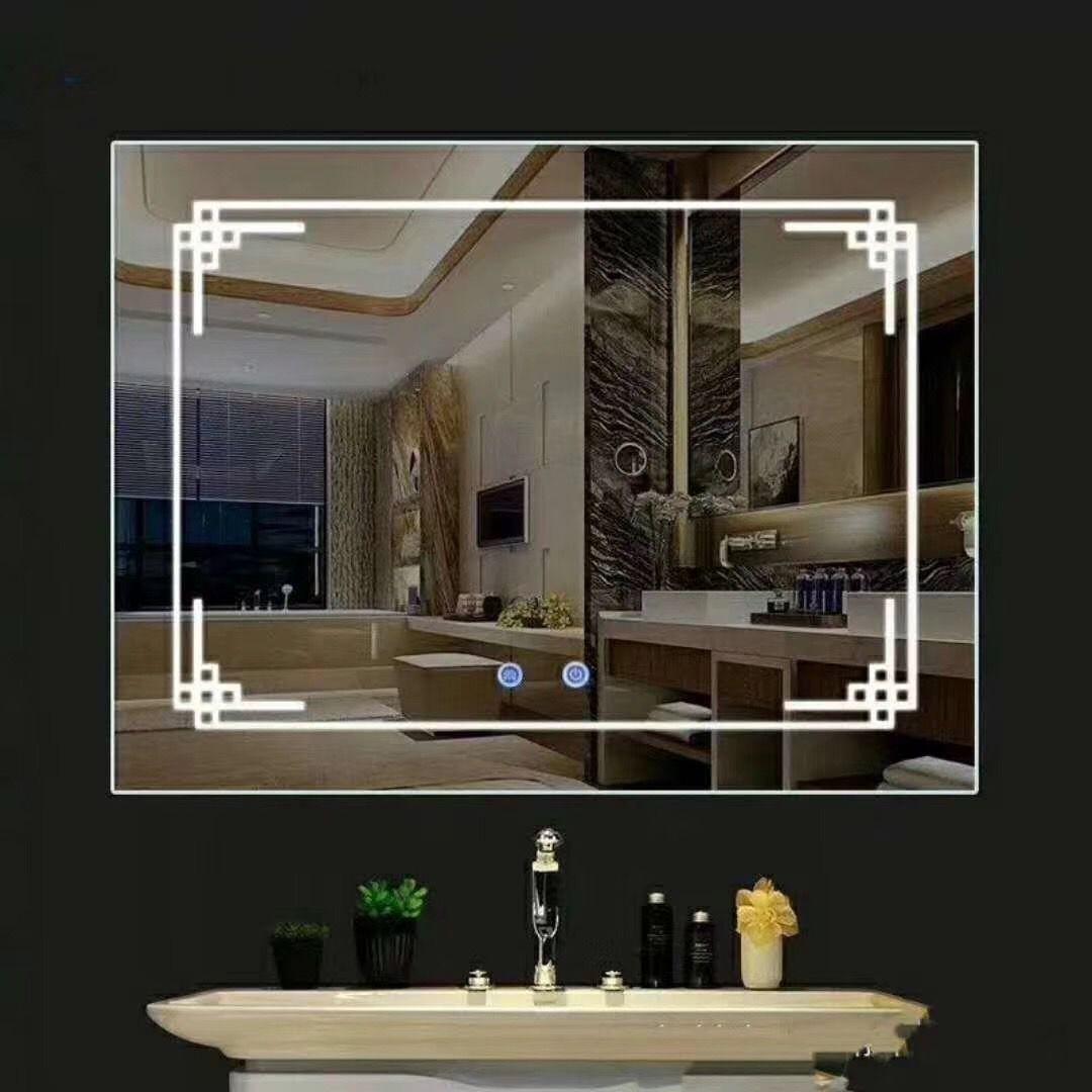 New Design Bathroom Mirror 2019 Bathroom Mirror Design Led