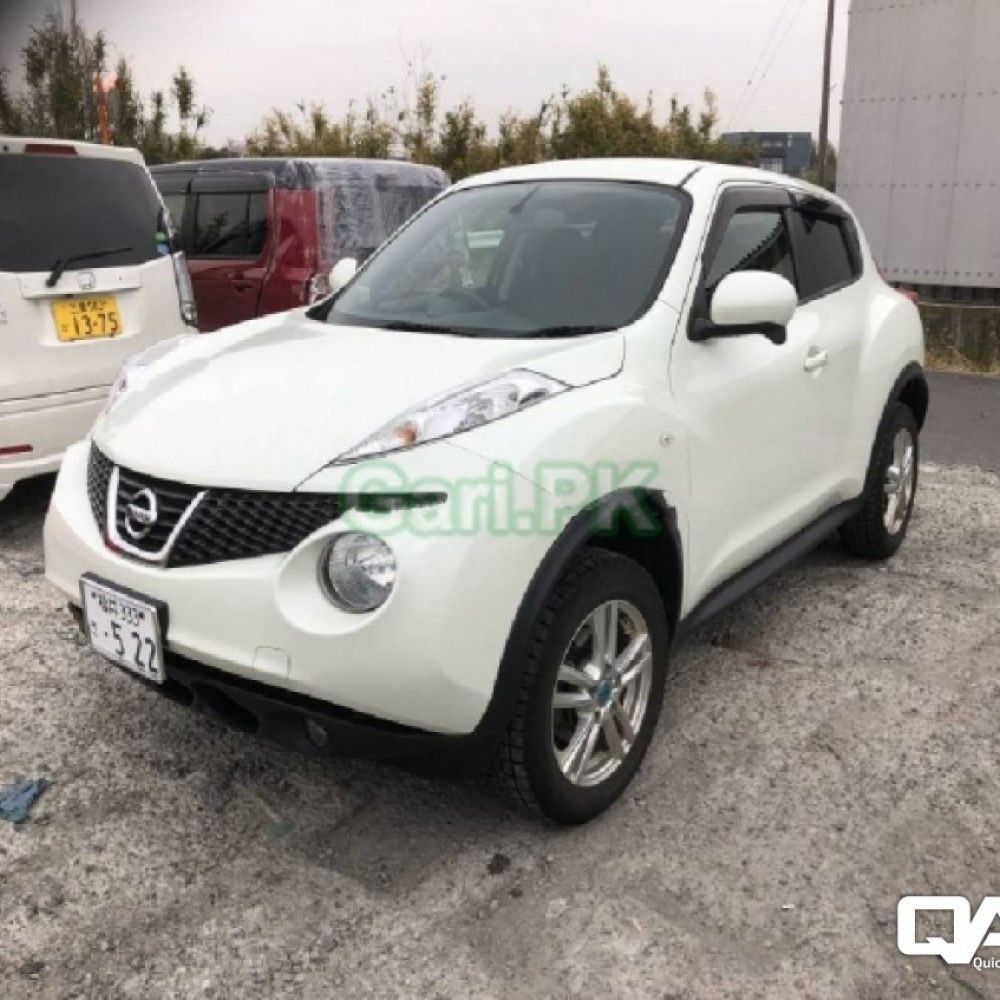 Nissan Juke 15RX TYPE V 2012 for Sale in Faisalabad
