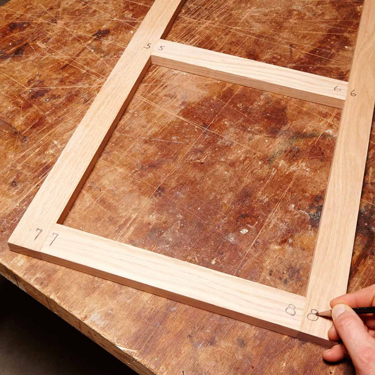 Face Frame Cabinet Building Tips - Face frame cabinets, Framed cabinet, Building kitchen cabinets, Cabinet plans, Diy kitchen cabinets, Face framing - Cabinet building advice from the Family Handyman pros