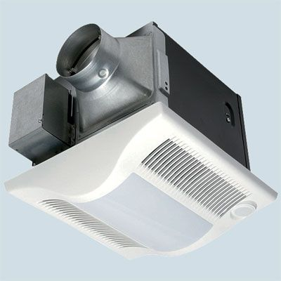 Best New Home Products 2010 Panasonic Bathroom Fan Vintage