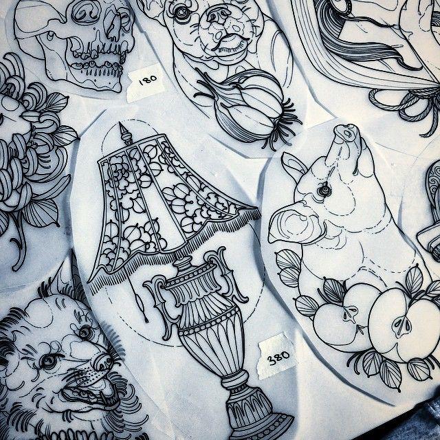 Matt Adamson Tattoos