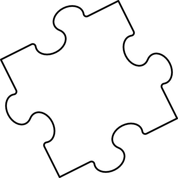 Http Www Clker Com Cliparts Q K W 2 A Z Blank Puzzle Piece Hi Png Puzzle Piece Template Blank Puzzle Pieces Puzzle Pieces