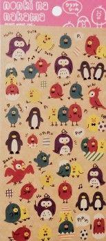 stickers kawaii gufi