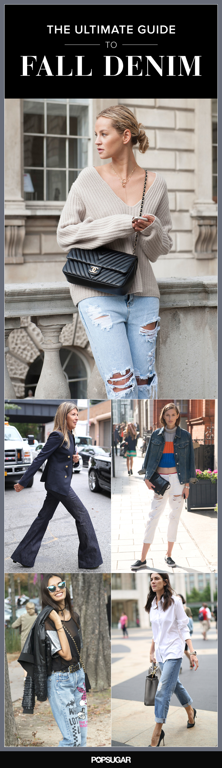 Our favorite Fall jeans all in one place