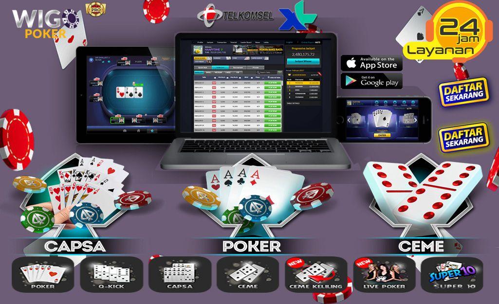 Idn Poker Deposit Pulsa Rp 10 000 Kartu Google Play Poker