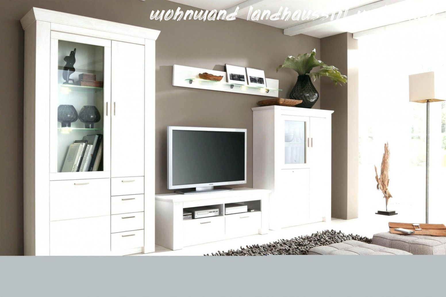 8 Wohnwand Landhausstil Weiss Ikea In 2020 Home Decor Home Diy House Plans