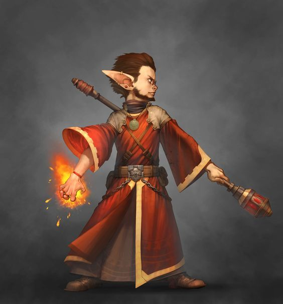 Half elf, half gnome? - mythosforum.t3fun.com: