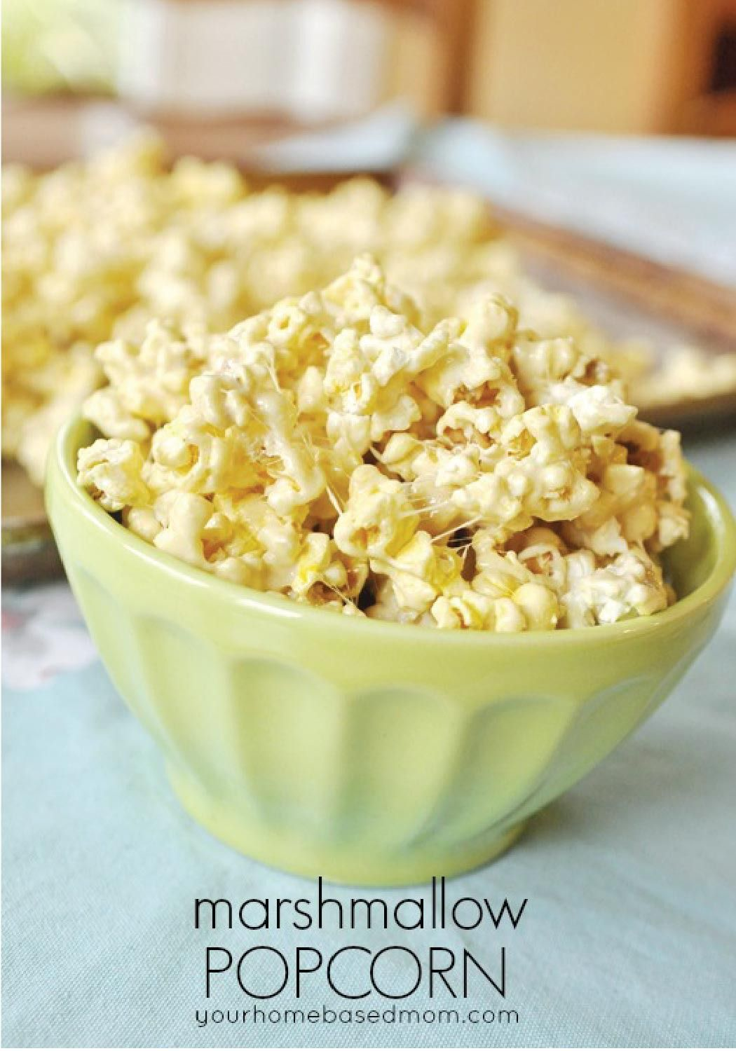 Homemade Microwave Popcorn with Butter Recipe Homemade