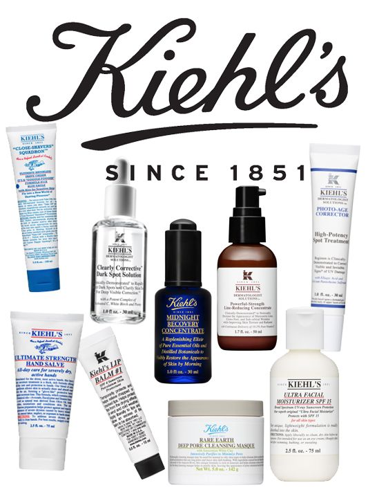 my favorite kiehls products 15minutebeautycom skin