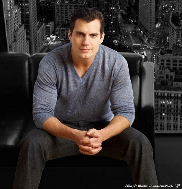 Henry Cavill ~ by Ann Boudreau - HCF Artist Affiliate - 390 | Flickr - Photo Sharing!