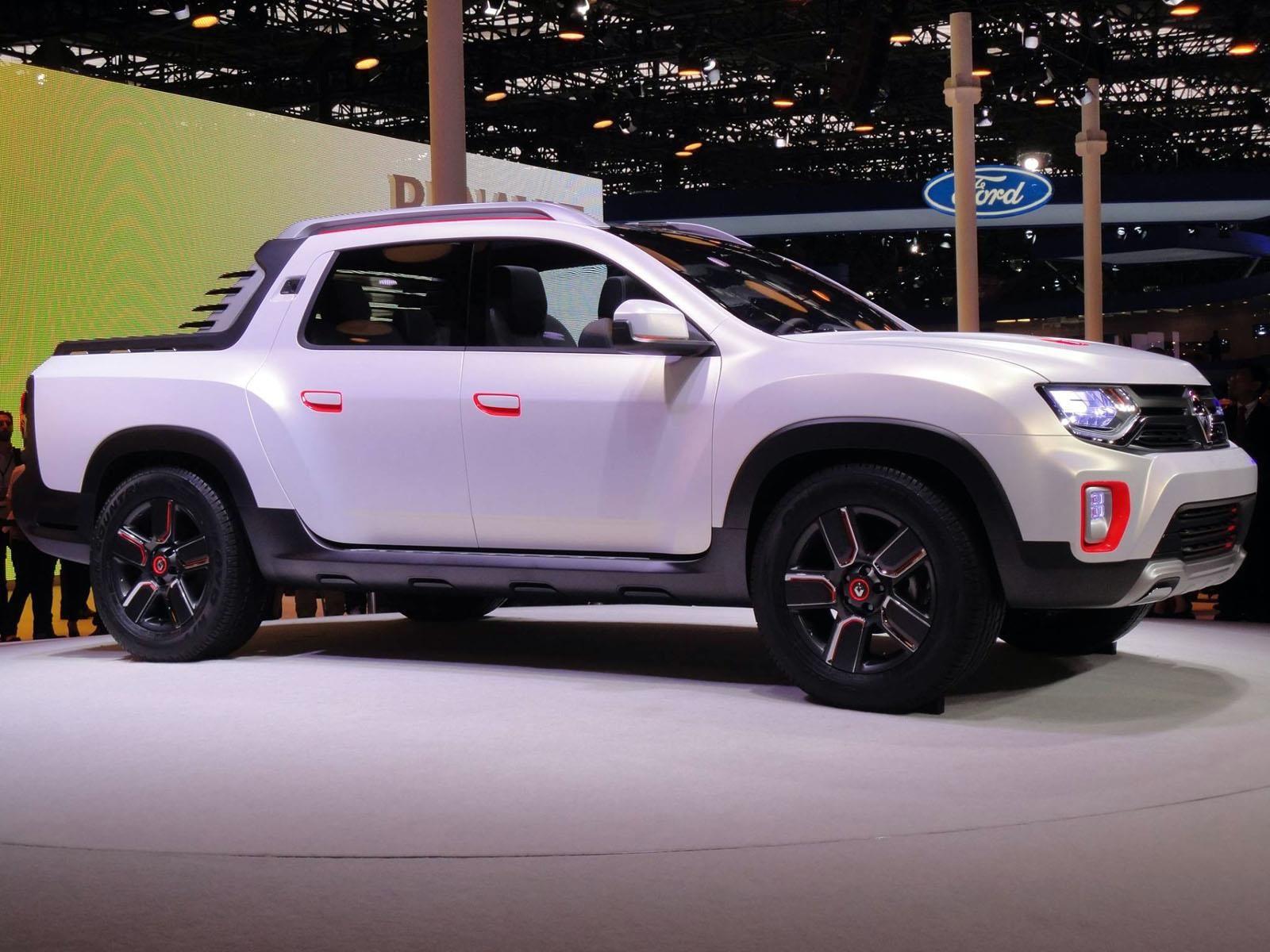 Teste Renault Duster Oroch Dynamique Automtica