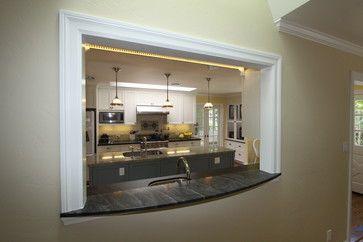 Kitchen Window Passthru Pass Through Window Kitchen Pass Pass Through Kitchen