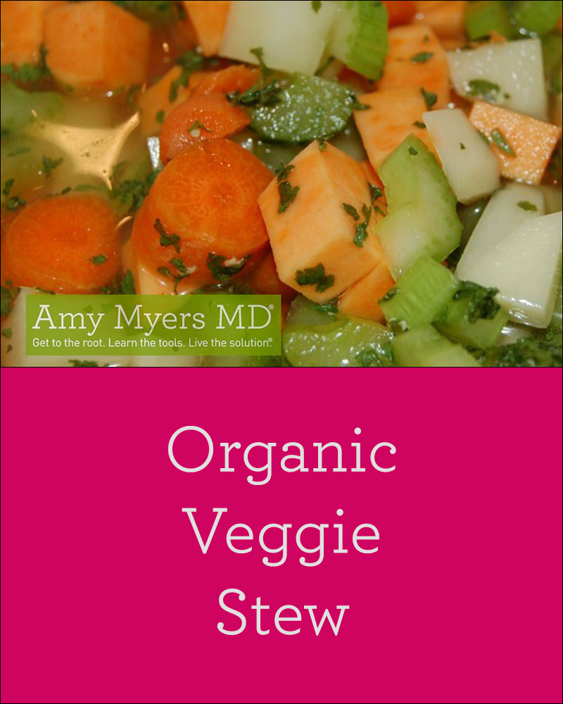 plan de dieta de amy myers