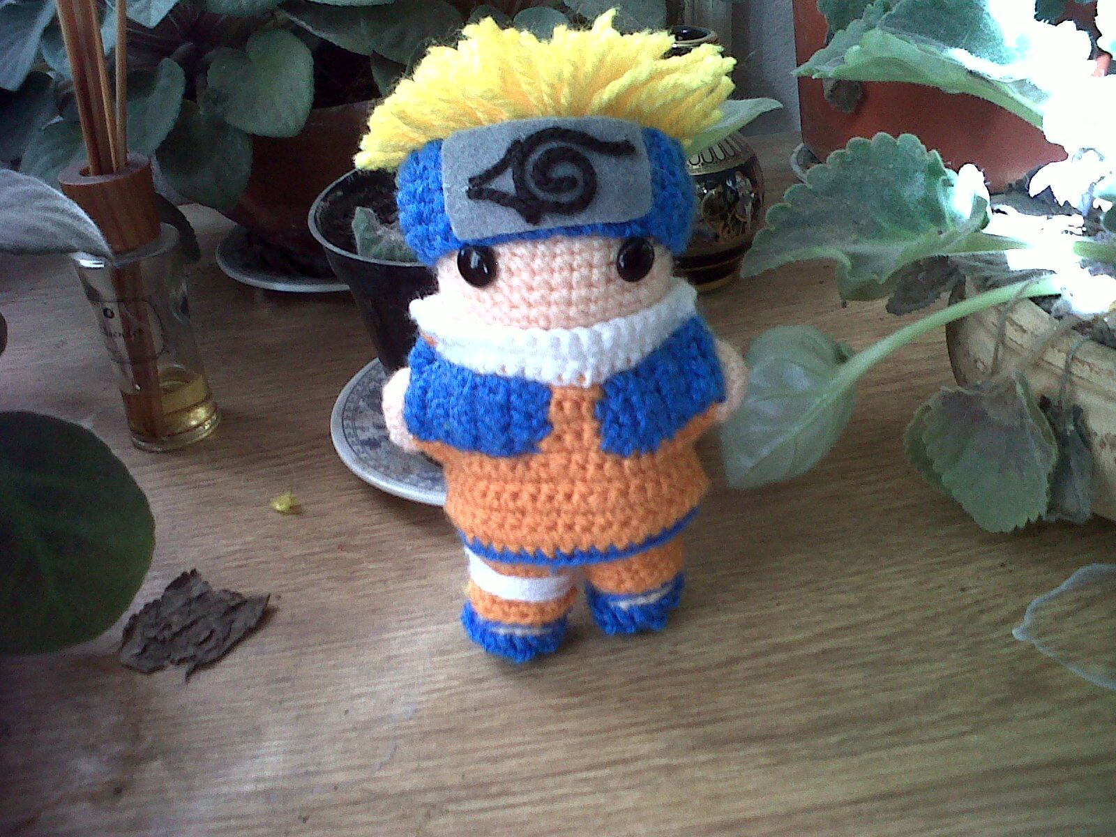 Free Naruto Amigurumi Pattern : Naruto need to make this for a friend amigurumi pinterest