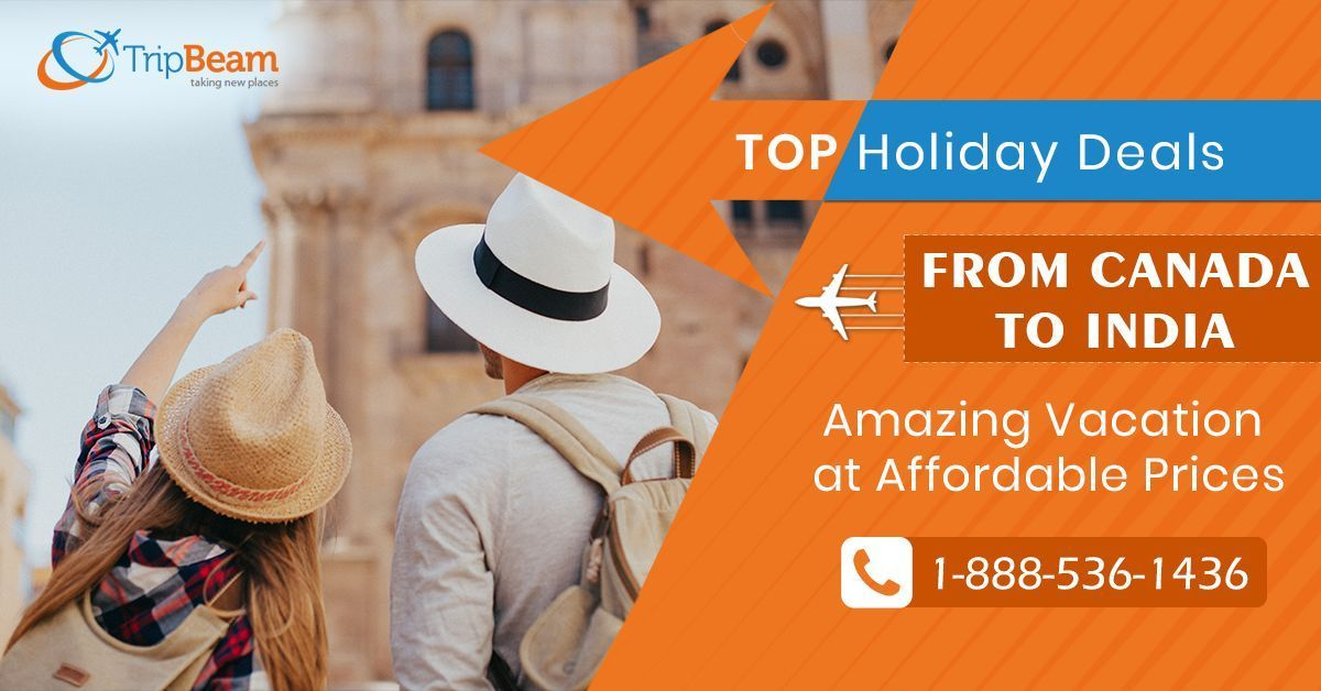 India is always known for its spirituality and culture. Let's #explore it with #tripbeamcanada we have vacation plans for you within your budget.  Contact us at: 1-888-536-1436 (Toll-Free), info@tripbeam.ca.  #India #Travellers #Vacations #Destinations #Tourists #ExploreIndia #TriptoIndia #canada #toronto #vancouver #SpecialDiscounts #CheapFlights #CanadatoIndia #travel