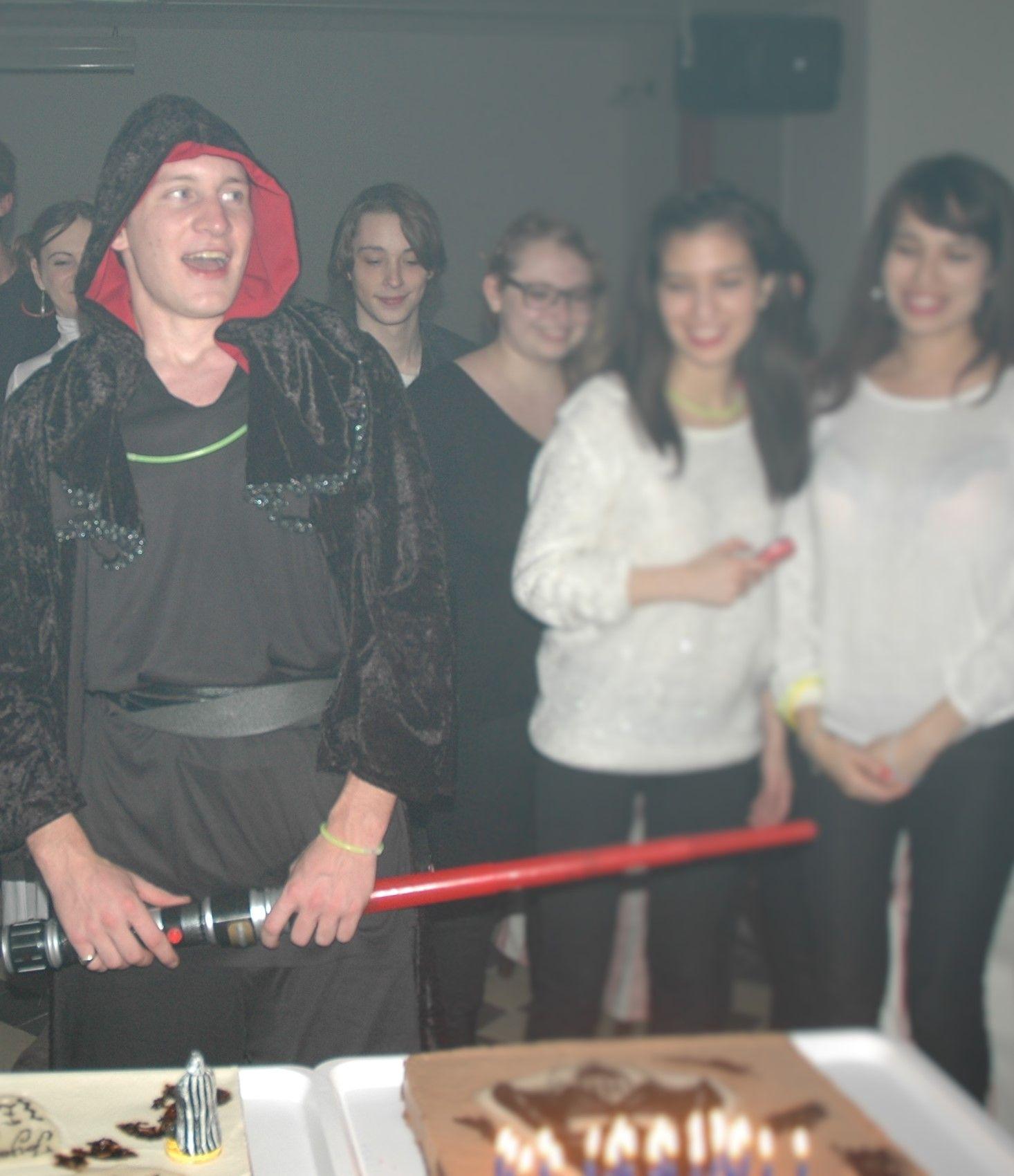 #anniversaire #20ans #starswars #costumés #delaolivapolyne #pensee-event.com