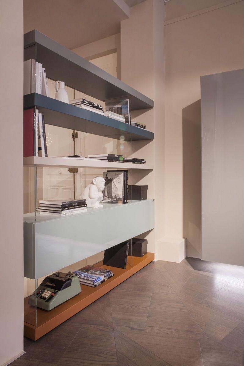 Air Libreria & Contenitori | Idee arredamento soggiorno ...