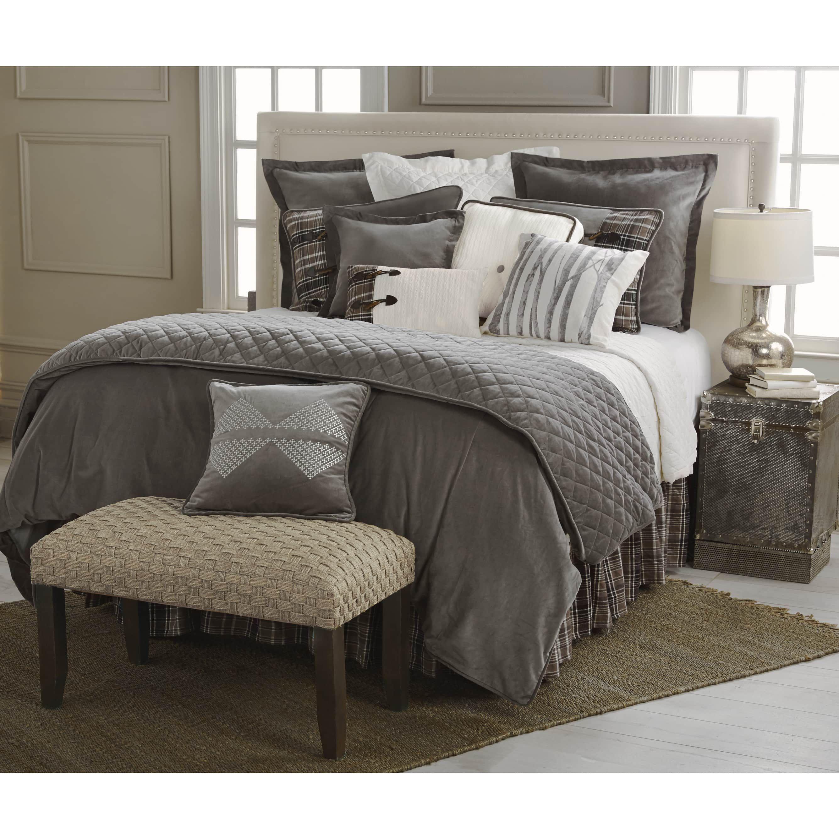 Best Hiend Accents Whistler 4 Piece Comforter Set Twin 3 640 x 480