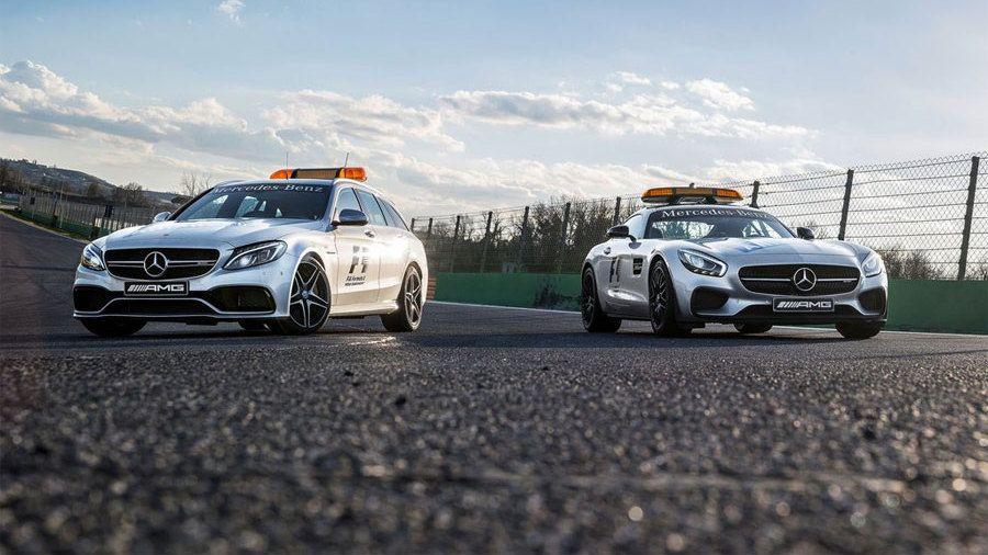 New Mercedes Amg Gt S Safety Car For 2015 Mercedes Amg Mercedes Gp F1