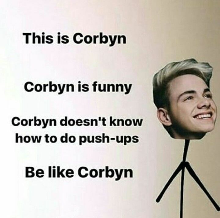 Why Dont We Band, Corbyn Besson, Why