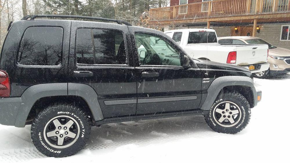 EBay: 2005 Jeep Liberty Jeep Liberty CRD Diesel #jeep #jeeplife