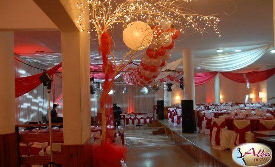 Resultado de imagen para decoracion de salones con telas for Telas para decorar salones