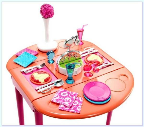 barbie glam furniture - Buscar con Google