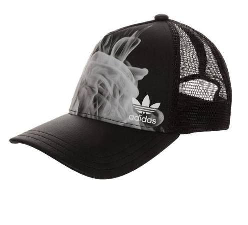 Mansedumbre complejidad empeñar  Adidas Originals White Smoke Gorra Black | Black adidas, Adidas, Adidas  originals