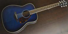 YAMAHA / FG720S OBB Acoustic Guitar Free Shipping! δ
