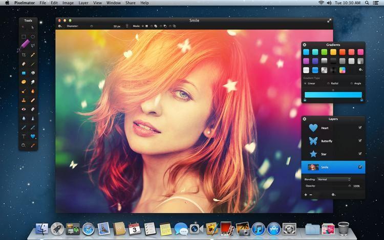 photoshop free app for mac
