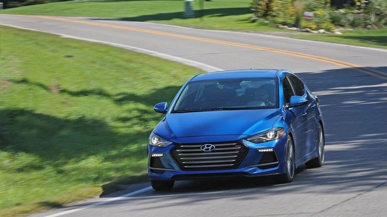 2018 HYUNDAI ELANTRA GT SPORT FIRST DRIVE AN ESCAPE FROM