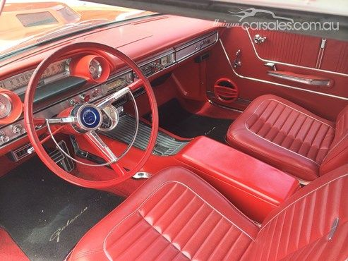 1964 Ford Galaxie 500 Xl With Images Ford Galaxie 500 Ford