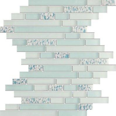 Blue Ocean Interlocked Random Brick