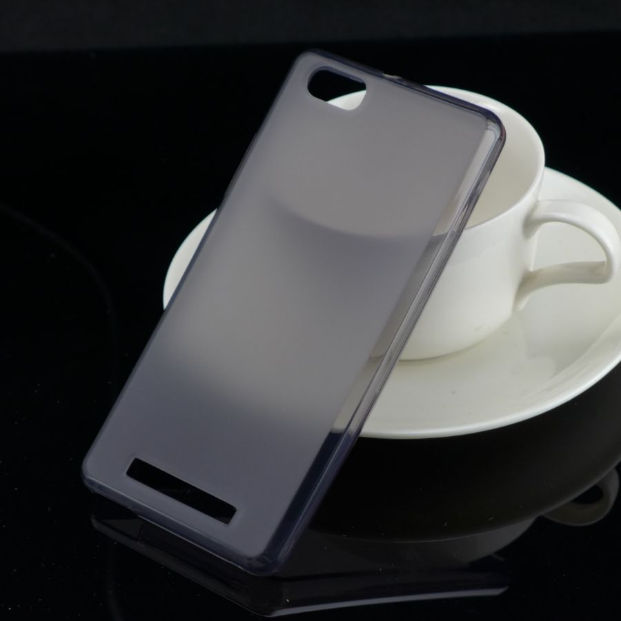 Fashion Pudding Gel Silicon Soft Case Voor Highscreen Power Ice Anti Skid Matte Cover voor Highscreen Power Ice Topkwaliteit
