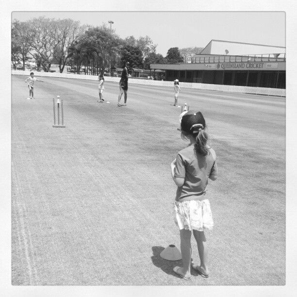 Women's cricket has come a long way since I played it all those years ago but still has a long way to go before it ever gets the same publicity as men's cricket in the world. Hopefully with the in2CRICKET program being introduced through schools, it justmight open up a whole new generation of would be women cricketers. I know my son is keen to learn more. I just hope my daughter might like it as I did.