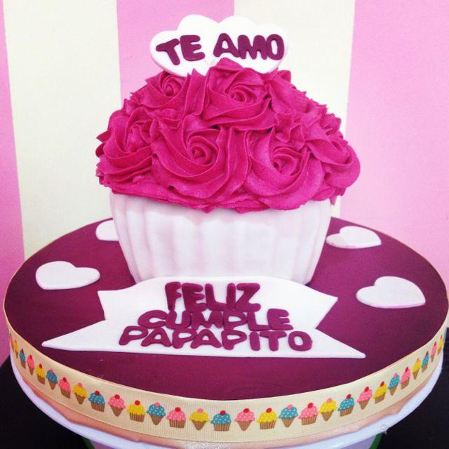 Giant Cupcake!!!