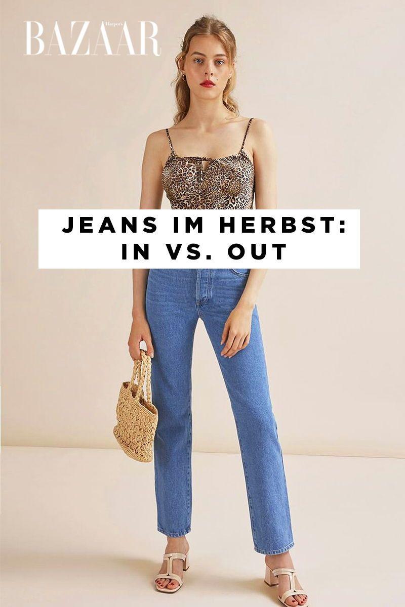 In vs. Out: Diese Jeans sind im Herbst 2019 im Trend | Denim
