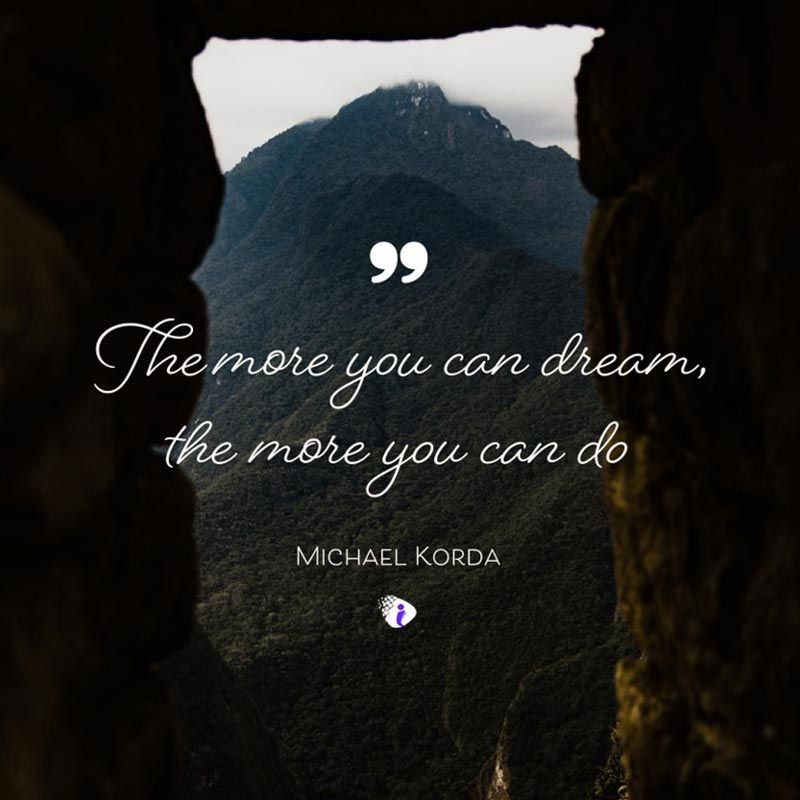 You can dream in 2020 feelings quotes inspirational