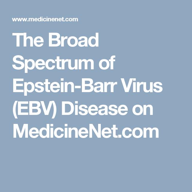 ccd139aa42cf12357f4d5a20279841c3 - How To Get Rid Of Chronic Epstein Barr Virus